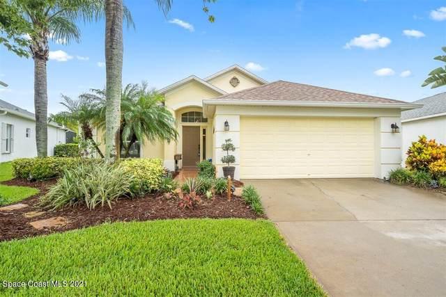 4912 Outlook Drive, Melbourne, FL 32940 (MLS #914304) :: Dalton Wade Real Estate Group