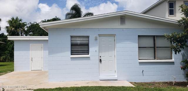 412 Clarence Rowe Avenue, Rockledge, FL 32955 (MLS #914316) :: Premium Properties Real Estate Services