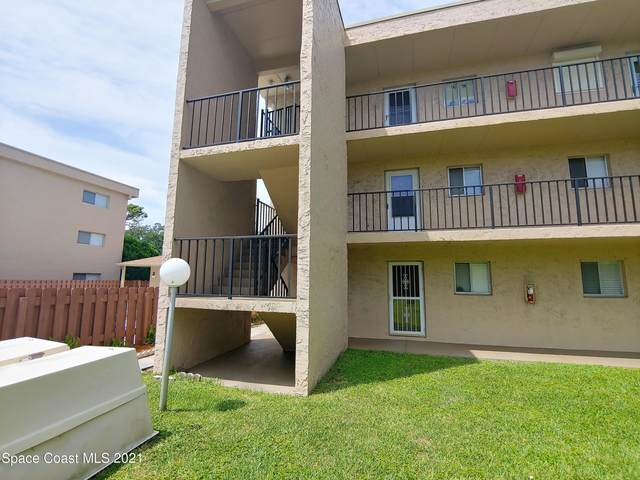 3150 N Harbor City Boulevard #224, Melbourne, FL 32935 (MLS #914364) :: Blue Marlin Real Estate