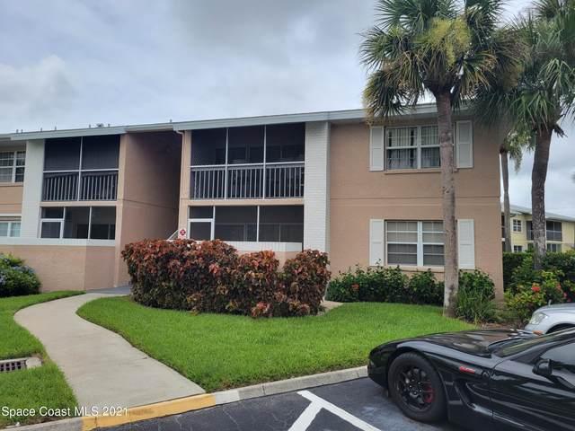945 Sonesta Avenue NE #208, Palm Bay, FL 32905 (MLS #914381) :: Blue Marlin Real Estate