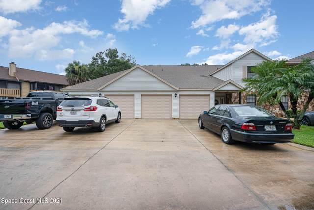 637 Greenwood Village Boulevard #26, West Melbourne, FL 32904 (MLS #914415) :: Blue Marlin Real Estate