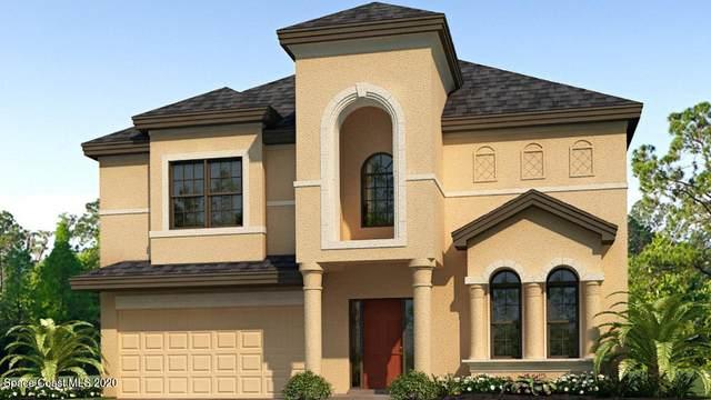 4737 Broomsedge Circle, West Melbourne, FL 32904 (MLS #914424) :: Keller Williams Realty Brevard
