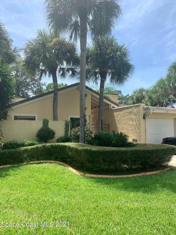 134 Country Club Drive, Melbourne, FL 32940 (MLS #914442) :: Engel & Voelkers Melbourne Central