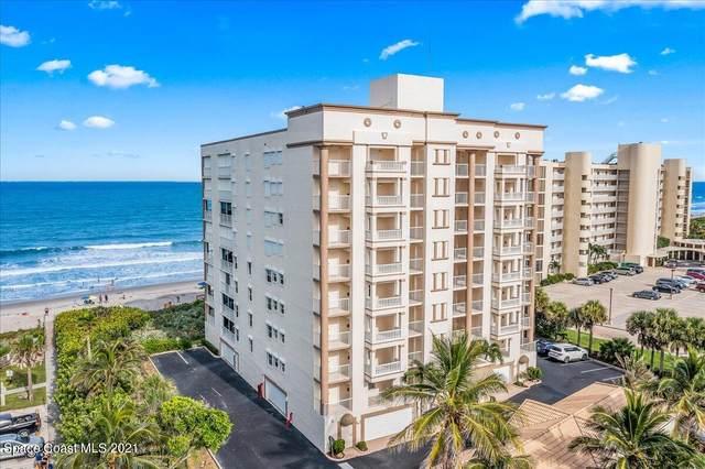2195 Highway A1a #301, Satellite Beach, FL 32937 (MLS #914451) :: Premium Properties Real Estate Services