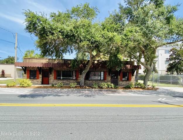406 Florida Avenue, Cocoa, FL 32922 (MLS #914470) :: Engel & Voelkers Melbourne Central