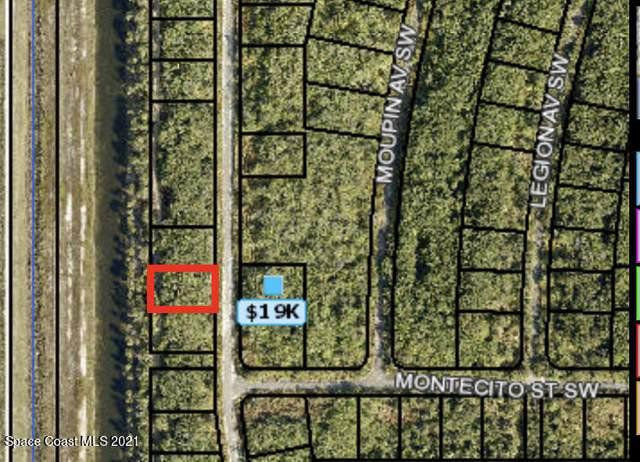 2660 Glenrock Road SW, Palm Bay, FL 32908 (MLS #914478) :: Keller Williams Realty Brevard