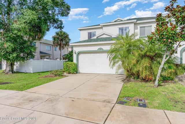 3708 Chambers Lane #6, Cocoa, FL 32926 (MLS #914507) :: Blue Marlin Real Estate