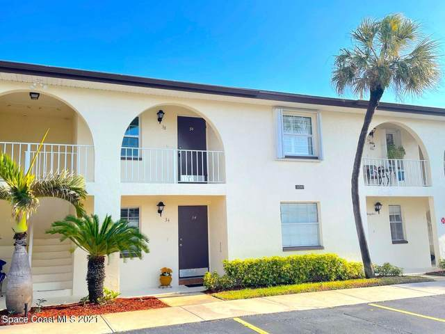 1047 Small Court #38, Indian Harbour Beach, FL 32937 (MLS #914534) :: Engel & Voelkers Melbourne Central