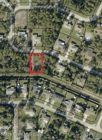 0 Wakefield Road SE, Palm Bay, FL 32909 (MLS #914596) :: Vacasa Real Estate