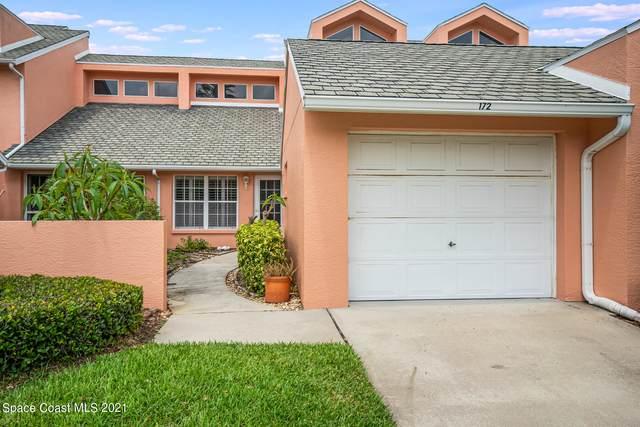 172 Casseekee Trail, Melbourne Beach, FL 32951 (MLS #914603) :: Keller Williams Realty Brevard