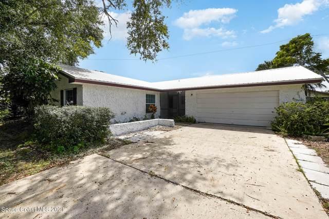 5420 Kathy Drive, Titusville, FL 32780 (MLS #914624) :: Blue Marlin Real Estate