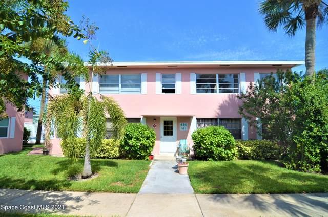 414 Monroe Avenue #202, Cape Canaveral, FL 32920 (MLS #914629) :: Keller Williams Realty Brevard