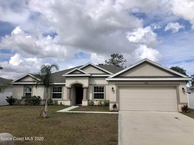961 Hosbine Street SE, Palm Bay, FL 32909 (MLS #914647) :: Keller Williams Realty Brevard