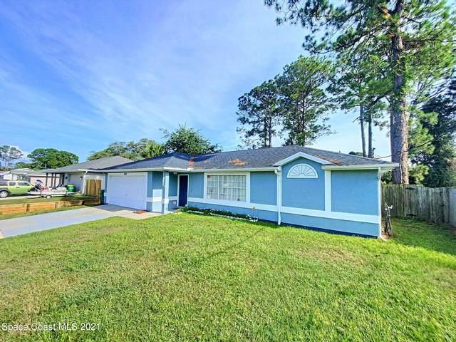 4921 Bridge Road, Cocoa, FL 32927 (MLS #914668) :: Blue Marlin Real Estate