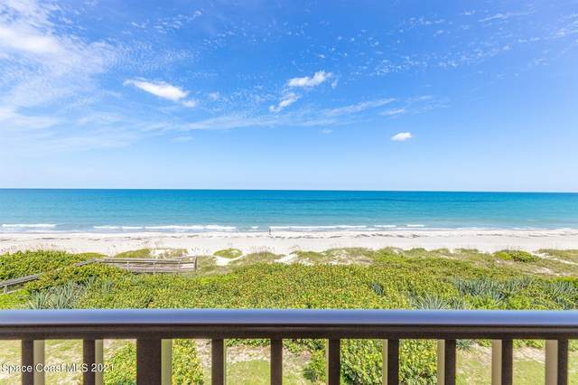 755 N Highway A1a #305, Indialantic, FL 32903 (MLS #914682) :: Premium Properties Real Estate Services