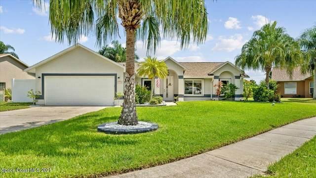 1445 Ambra Drive, Melbourne, FL 32940 (MLS #914683) :: Blue Marlin Real Estate