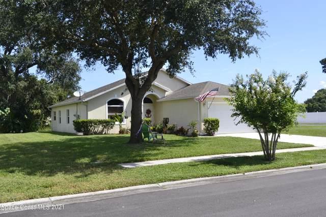 1319 Macon Drive, Titusville, FL 32780 (MLS #914707) :: Blue Marlin Real Estate