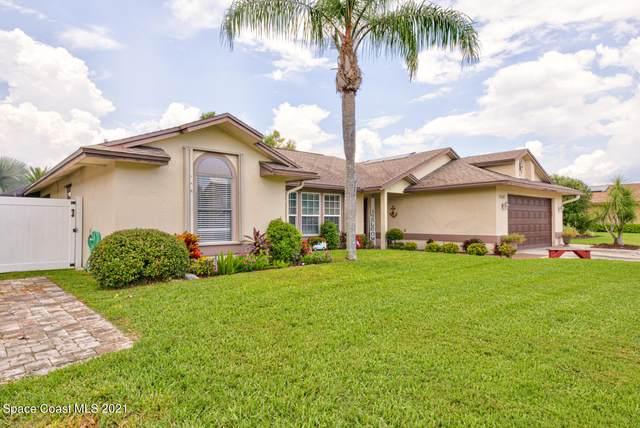 1445 Sykes Creek Drive, Merritt Island, FL 32953 (MLS #914711) :: Blue Marlin Real Estate