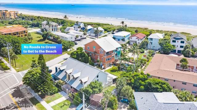 8152 Ridgewood Avenue, Cape Canaveral, FL 32920 (MLS #914714) :: Blue Marlin Real Estate