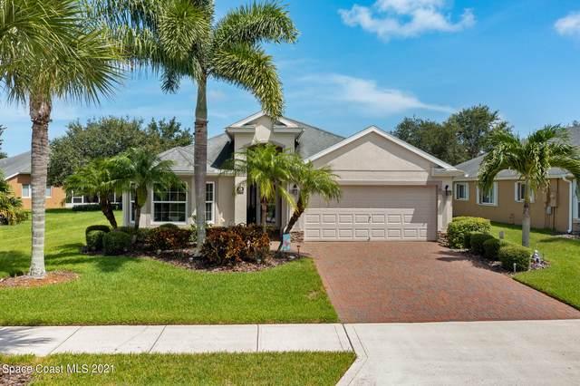 7121 Rossi Way, Melbourne, FL 32940 (MLS #914723) :: Blue Marlin Real Estate