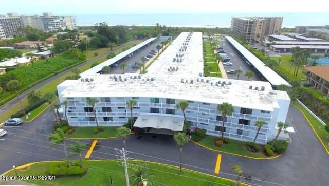 3190 N Atlantic Avenue #205, Cocoa Beach, FL 32931 (MLS #914738) :: Blue Marlin Real Estate