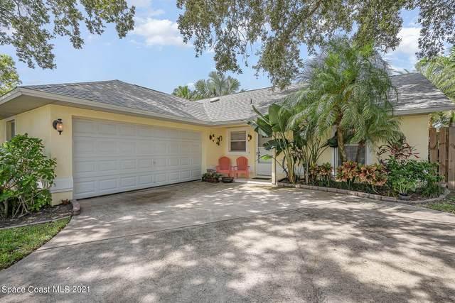 2220 Grand Teton Boulevard, Melbourne, FL 32935 (MLS #914750) :: Blue Marlin Real Estate