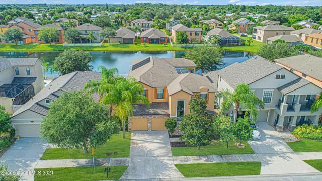 2783 Glenridge Circle, Merritt Island, FL 32953 (MLS #914759) :: Blue Marlin Real Estate
