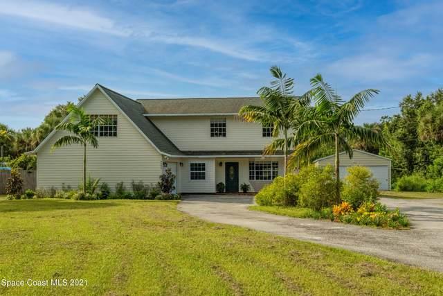 4595 Sheridan Avenue, Cocoa, FL 32926 (MLS #914775) :: Keller Williams Realty Brevard