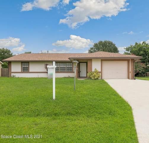 473 Heather Avenue NE, Palm Bay, FL 32907 (MLS #914779) :: Keller Williams Realty Brevard