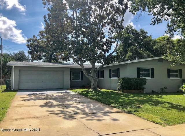260 Bahama Drive, Merritt Island, FL 32952 (MLS #914802) :: Blue Marlin Real Estate