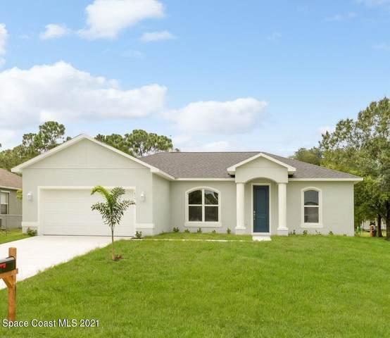 809 Seven Gables Circle SE, Palm Bay, FL 32909 (MLS #914808) :: Vacasa Real Estate
