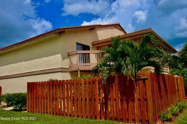 200 S Banana River Boulevard #2202, Cocoa Beach, FL 32931 (MLS #914816) :: Keller Williams Realty Brevard