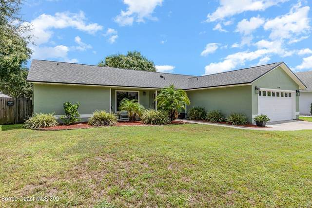1248 Sleepy Hollow Lane, Rockledge, FL 32955 (MLS #914828) :: Blue Marlin Real Estate