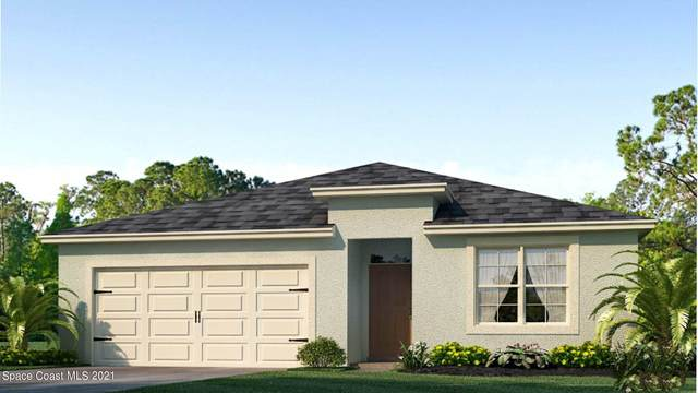 1278 Mineral Loop Drive NW, Palm Bay, FL 32907 (MLS #914836) :: Blue Marlin Real Estate