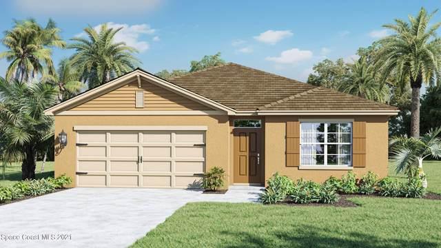 1317 Mineral Loop Drive NW, Palm Bay, FL 32907 (MLS #914837) :: Blue Marlin Real Estate