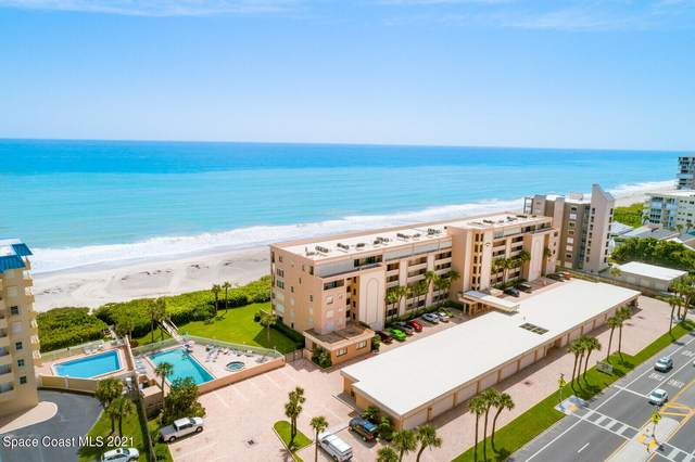 995 N Highway A1a Highway #206, Indialantic, FL 32903 (MLS #914850) :: Premium Properties Real Estate Services
