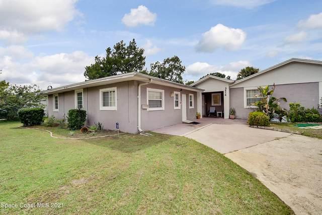 5536 Kingswood Drive, Orlando, FL 32810 (MLS #914870) :: Blue Marlin Real Estate