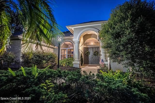 1481 Blueberry Drive, Titusville, FL 32780 (MLS #914873) :: Blue Marlin Real Estate