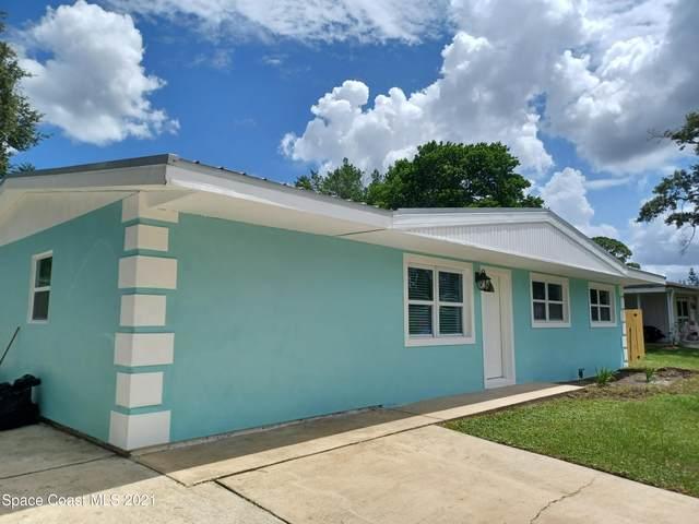 661 Aloha Avenue, Cocoa, FL 32927 (MLS #914881) :: Keller Williams Realty Brevard