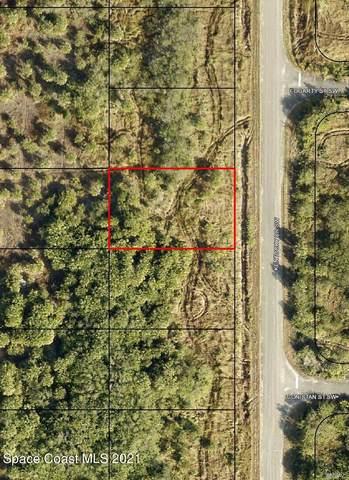 1826 Kentucky Drive SW, Palm Bay, FL 32908 (MLS #914887) :: Blue Marlin Real Estate