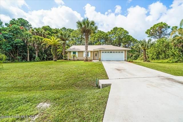 386 Gordon Road NW, Palm Bay, FL 32907 (MLS #914915) :: Keller Williams Realty Brevard