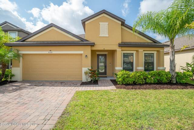 5335 Brilliance Circle, Cocoa, FL 32926 (MLS #914932) :: Keller Williams Realty Brevard