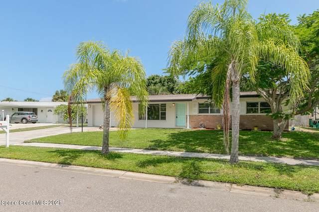 130 Carissa Drive, Satellite Beach, FL 32937 (MLS #914943) :: Keller Williams Realty Brevard