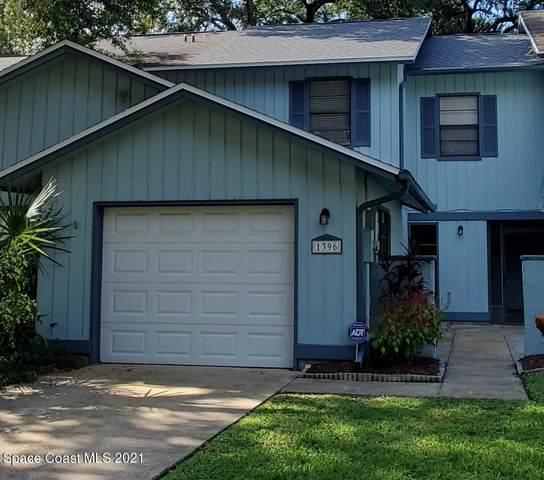 1396 Wilderness Lane, Titusville, FL 32796 (MLS #914949) :: Keller Williams Realty Brevard
