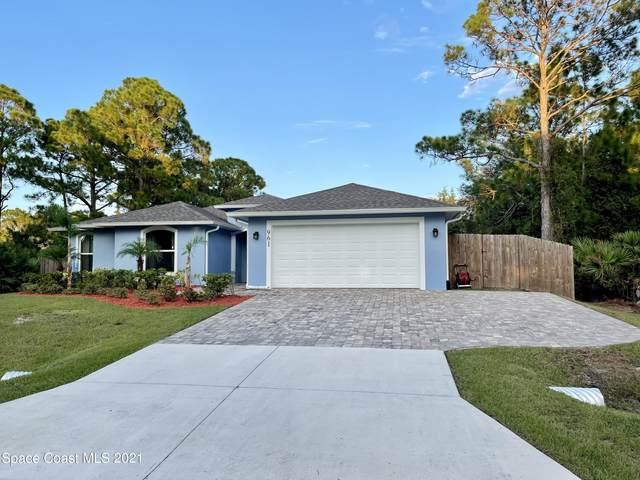 961 Caligula Avenue SE, Palm Bay, FL 32909 (MLS #914952) :: Blue Marlin Real Estate