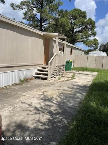 4815 Sharpes Lake Avenue, Cocoa, FL 32926 (MLS #914974) :: Keller Williams Realty Brevard