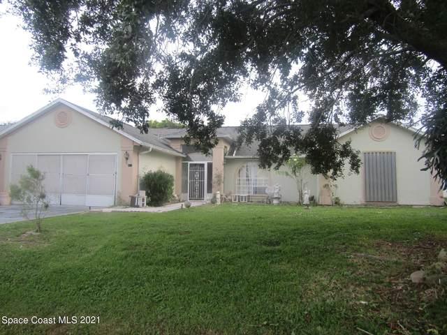 936 Walden Boulevard SE, Palm Bay, FL 32909 (MLS #914976) :: Vacasa Real Estate