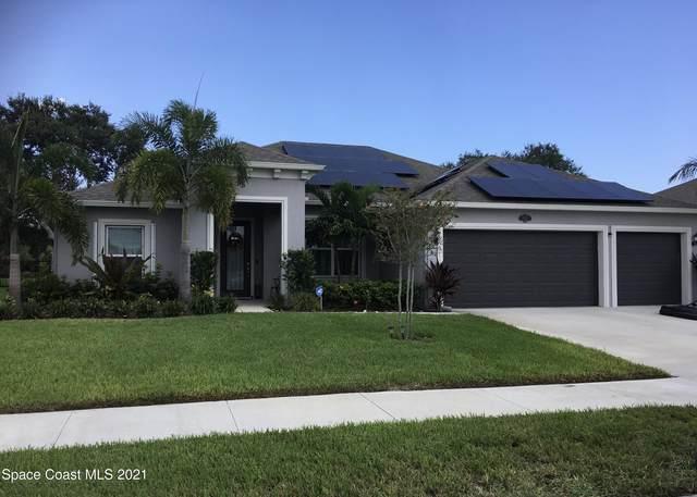 1842 Killian Drive, Palm Bay, FL 32905 (MLS #914978) :: Blue Marlin Real Estate