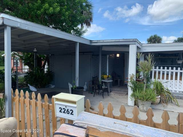 2262 Monroe Street, Palm Bay, FL 32905 (MLS #914994) :: Blue Marlin Real Estate