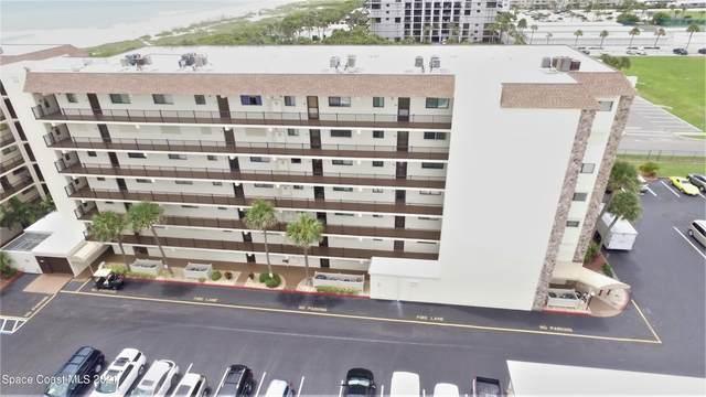 3060 N Atlantic Avenue #111, Cocoa Beach, FL 32931 (MLS #914998) :: Blue Marlin Real Estate